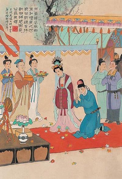 古代如何禁止婚礼大操大办